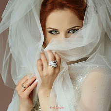 Wedding photographer Ali Gadzhiev (Adeon). Photo of 01.02.2013