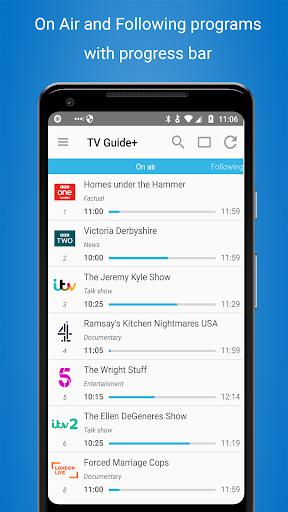 TV Guide UK free 1.10.17 screenshots 3