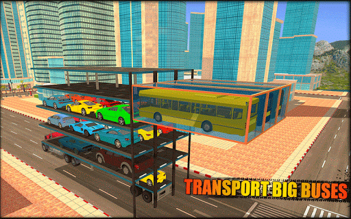 Multi Storey Car Transporter screenshot 11