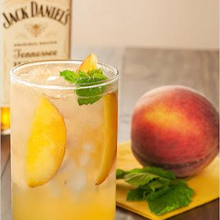Honey-Peach Fizz.