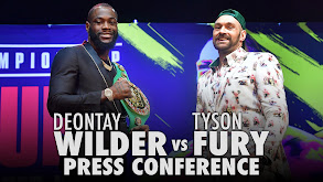 Press Conference: Deontay Wilder vs. Tyson Fury II thumbnail