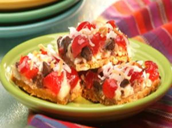 Magic Cherry Cookie Bars Recipe