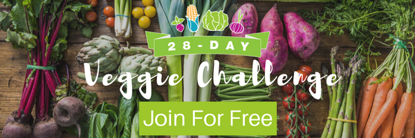 Join the 28-Day Veggie Challenge