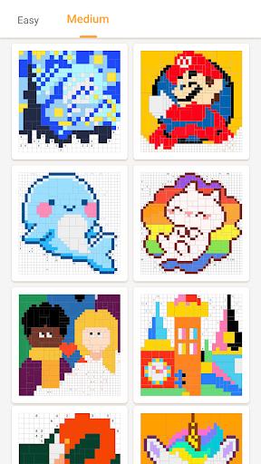 Happy Pixel screenshot 6