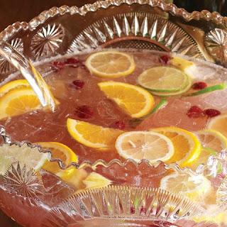Gin Punch recipe | Epicurious.com.