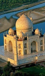 Taj Mahal Wallpapers screenshot 0
