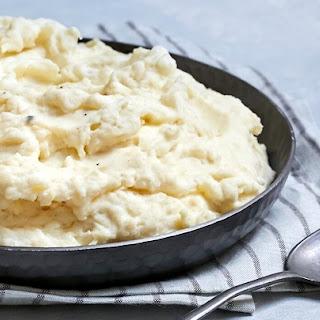Make-Ahead Mashed Potatoes.