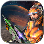 Pacific Sci Fi Survival War FPS Robot Shooter