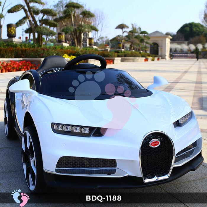 Xe hơi điện cho bé Bugatti BDQ-1188 12