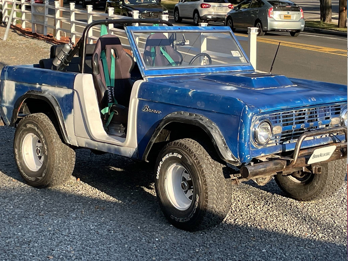 Ford  Bronco Hire New York