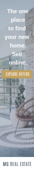 Find Your New Home - Skyscraper Ad Template