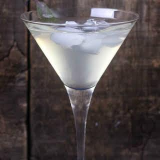 Pineapple Ginger Martini.