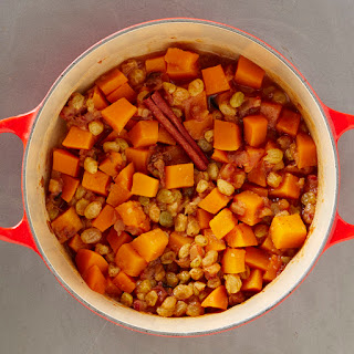 Squash, Date, and Lemon Compote