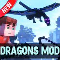 Dragons mod for Minecraft icon