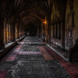 Canterbury Cathedral by Krasimir Lazarov - Buildings & Architecture Places of Worship ( kent, united kingdom, place of worship, tourism, canterbury, building, cathedral, architecture )