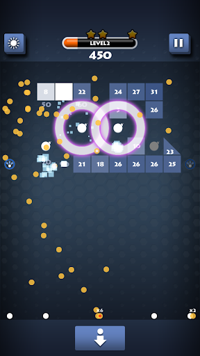Bricks Breaker Ace cheat screenshots 4