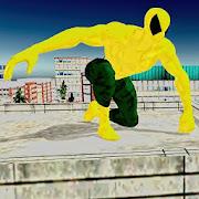 Super Spider City Rescue: Survival Mission