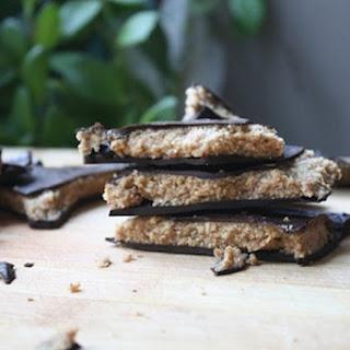 Vegan Chocolate Almond Bark