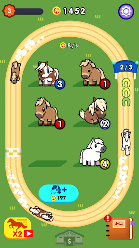 Idle Horse Racing apkpoly screenshots 1