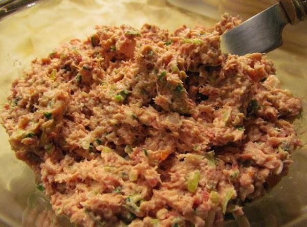 Fresh Creamy Ham Salad Recipe