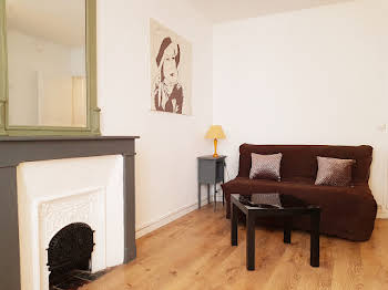 Studio meublé 28,4 m2