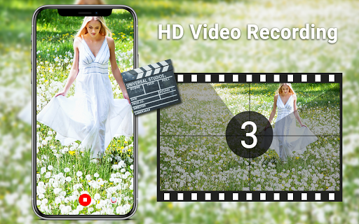 HD Camera for Android screenshot 14