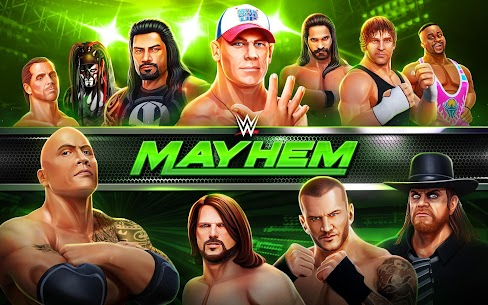 WWE Mayhem MOD (Unlimited Gold/Money) 9