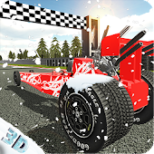Dragster Car Racing : Burn Out