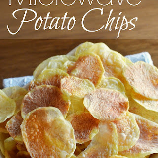 Microwave Potato Chips.