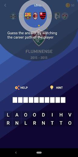 Guess The Football Legend - Football Quiz 2020 screenshot 10