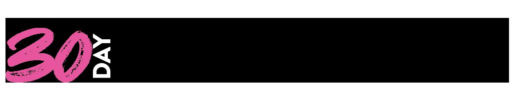 30 Day Slimdown - Long Logo