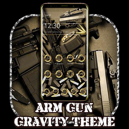 Arm Gun Gravity Theme