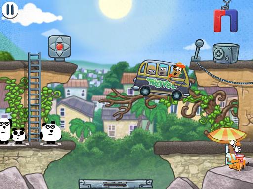 3 Pandas Brazil Escape, Adventure Puzzle Game 1.0.1 screenshots 7