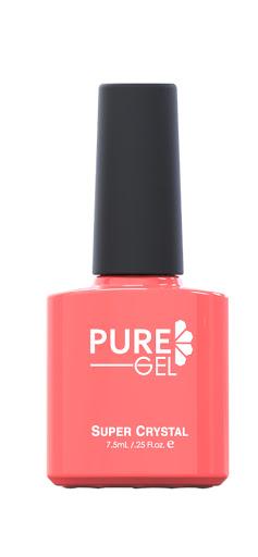 esmalte pure gel rouge flowers queen peonia tn-052 rf