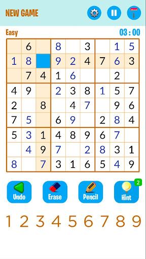 Sudoku 2020 1.4 screenshots 5