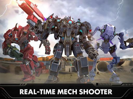 Last Battleground: Mech 3.2.0 screenshots 11