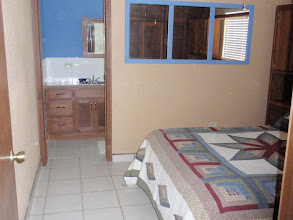 Photo: Master Bedroom and Bath