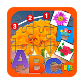 Flowers Puzzles for Kids