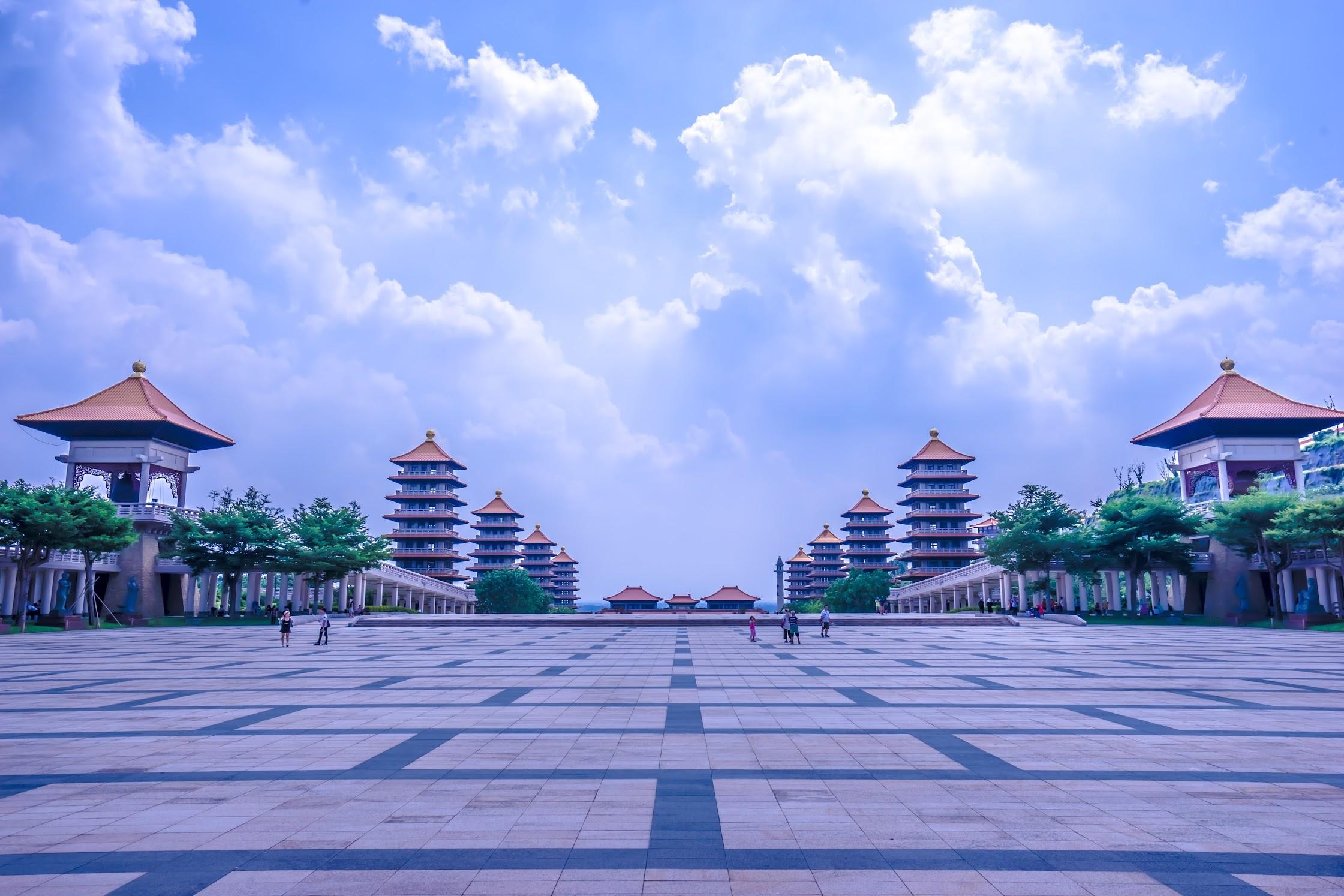 台湾 高雄 佛光山佛陀紀念館5