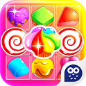 Yummy Story: match 3  game icon