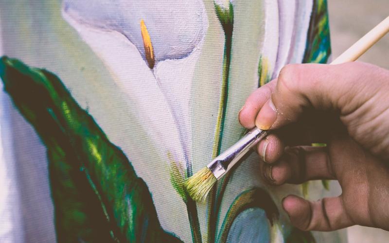 Gleznošanas meistarklase