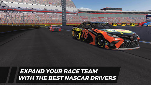 NASCAR Heat Mobile  gameplay | by HackJr.Pw 4