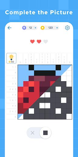 Nonogram - Picture Cross Puzzle Game screenshots 1