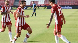 Tres goleadores andan sueltos por la Segunda División.