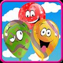 Ballon pop icon