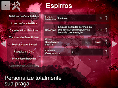 Plague Inc: Criador de Cenário 1.2.1 Mod Apk Download 9