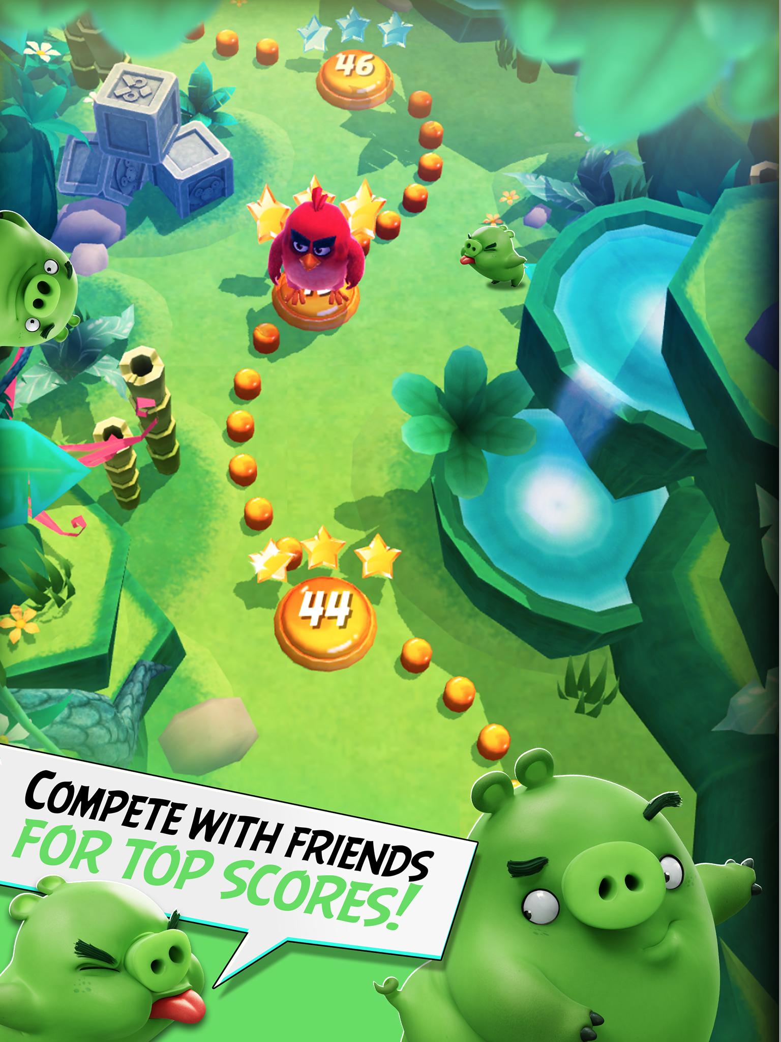 Angry Birds Action! screenshot #9