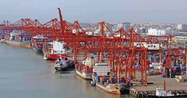 Морской порт Сямэнь (Xiamen)
