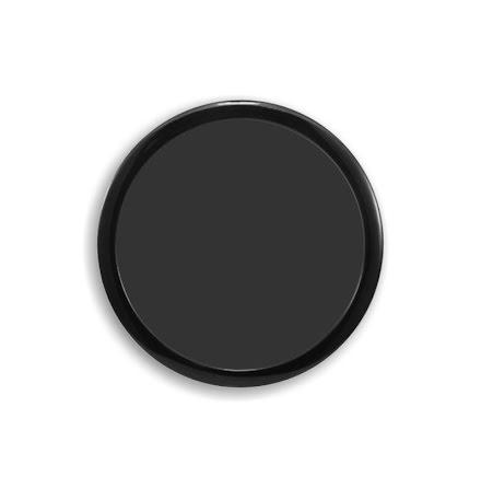 DEMCiflex magnetisk filter 225mm, rund, sort