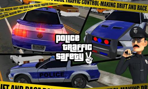 Police Traffic Safety